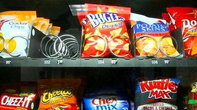 New USDA rules are expected soon for school vending machines.  The old rules have been in place since the 1970s.