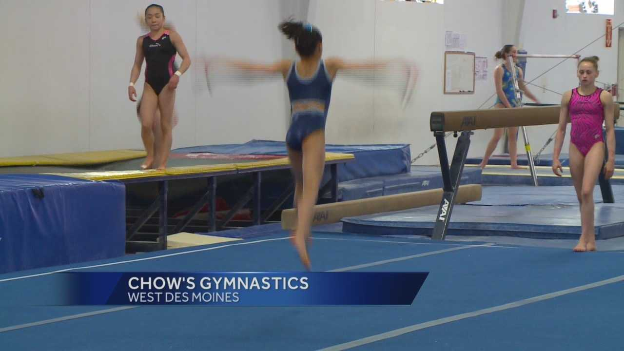 Iowans will see the future Olympic stars in person during this 2015 event.