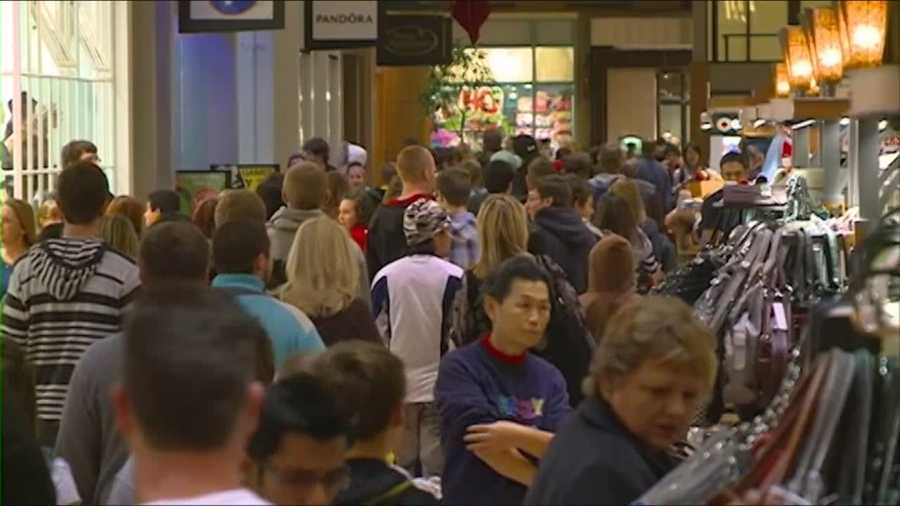 Many chain stores will again open early for Black Friday shopping.
