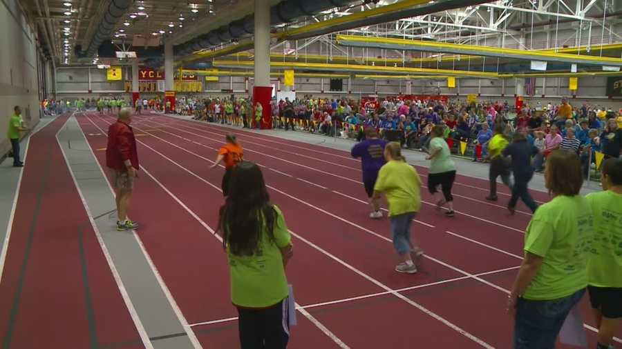 Special Olympics Iowa could receive a huge boost.