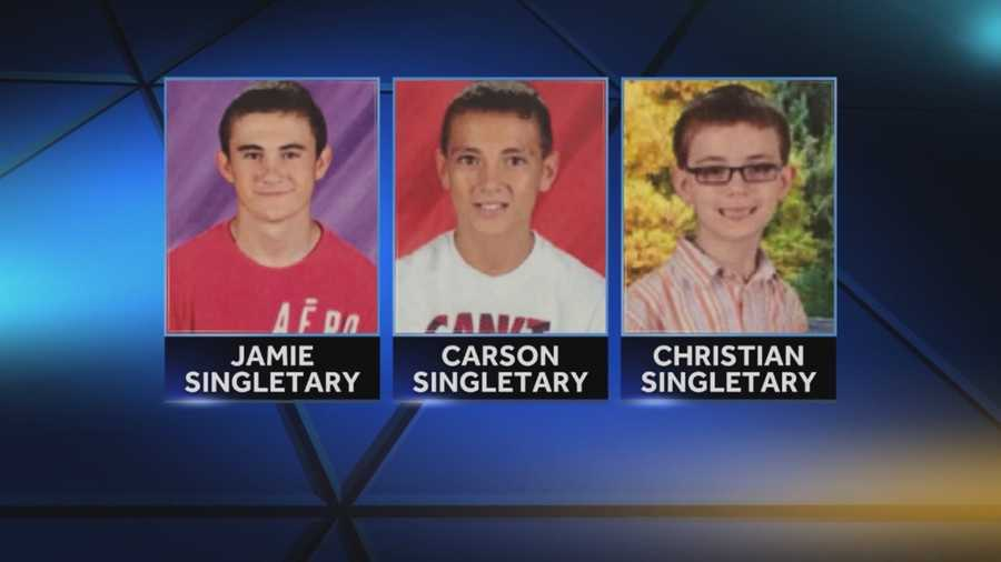 Three young brothers died in a collision in Mahaska County Thursday afternoon.