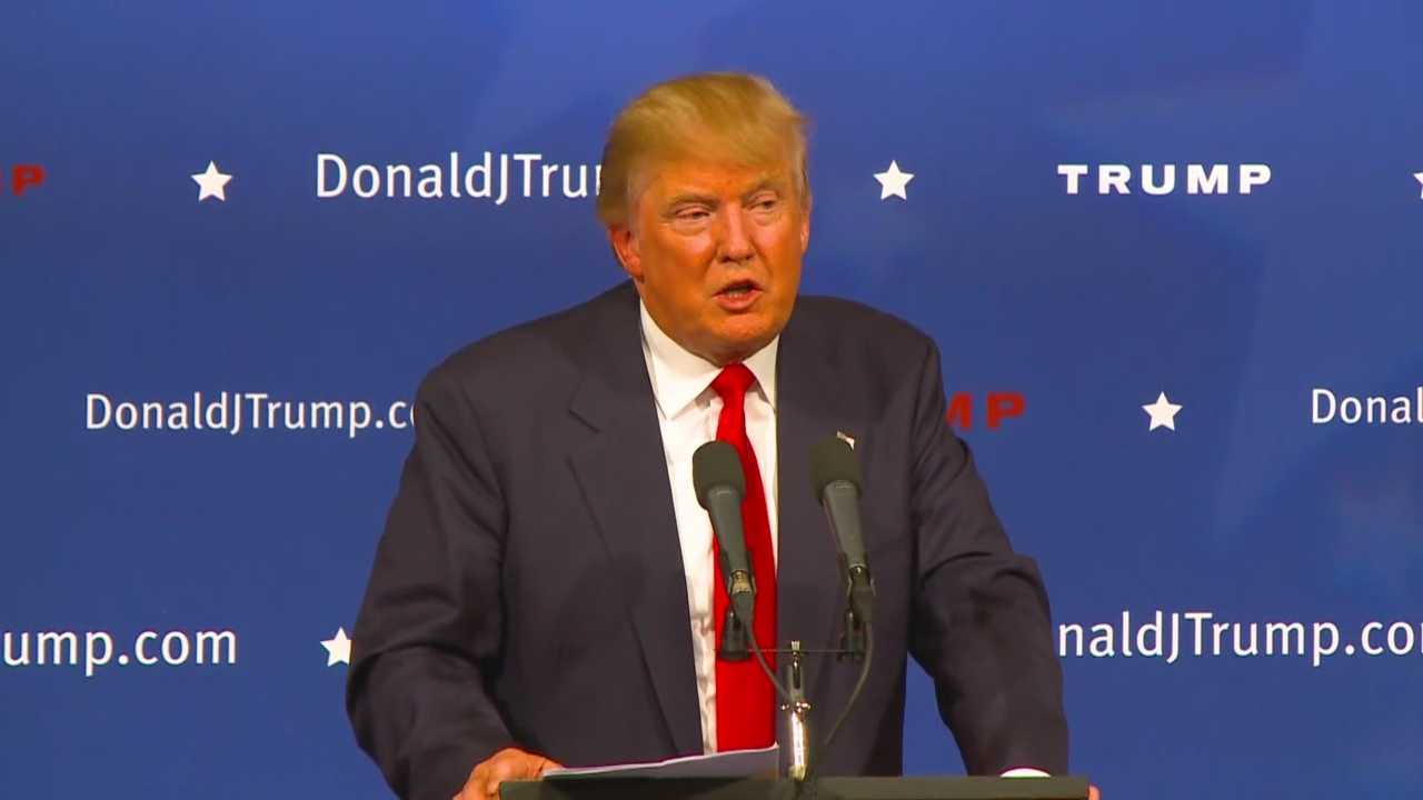The first major attack ads against Donald Trump are set to start airing in Iowa on Wednesday.