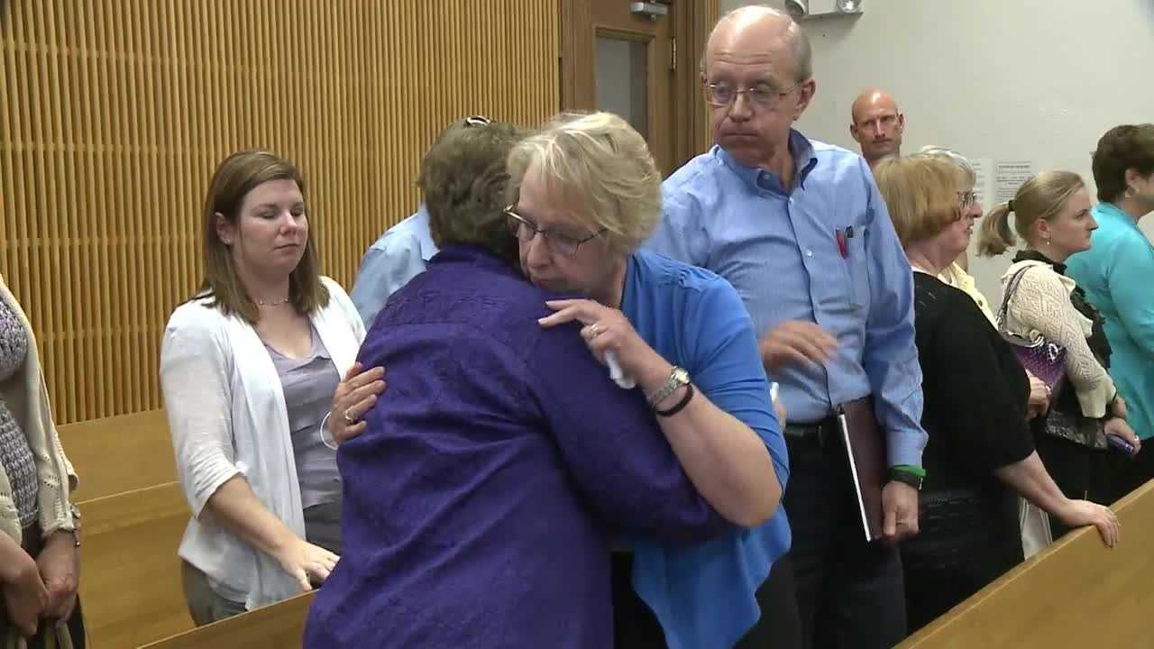 family responds to verdict