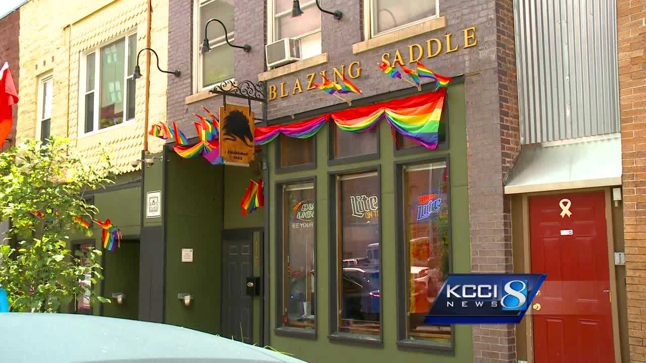 The impact of the attack in Orlando is felt nationwide, but the tragedy left Des Moines' LGBTQ community feeling defiant.