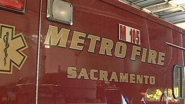 The Fourth of July is not a relaxing evening for Sacramento Metro Fire crews.