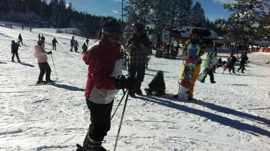 Ideal weather conditions, clear roads and fresh snow were not the only factors that are attracting snowboarders and skiers to the Sierra during winter break.