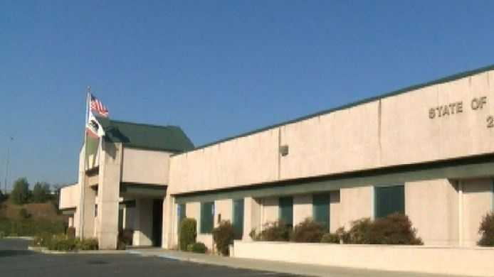 The state currently leases this property in Fresno for a parole office but has been unable to convince the owner to sell for the high-speed rail project.