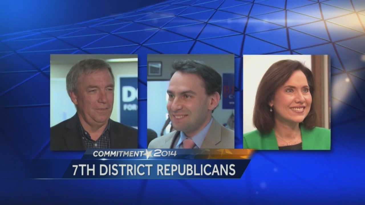 U.S. Congressional, District 7: Three Republican candidates are competing to unseat incumbent Democrat Ami Bera for a spot in Congress. Former congressman Doug Ose is one of those Republicans challenging Bera.  Elizabeth Emken -- who once ran for U.S. Senate -- and Igor Birman are the other two Republicans running for District 7.