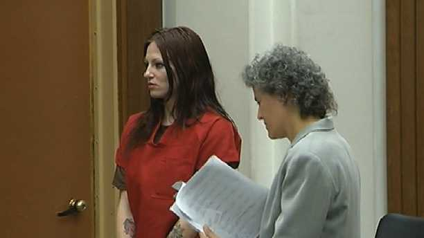Alix Tichelman, 26, makes a court appearance on Wednesday.