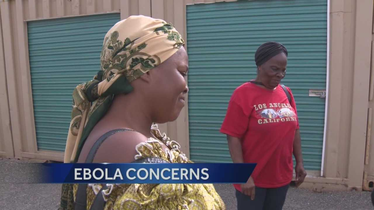 Two women from Sacramento are planning a trip to Liberia to deliver medical supplies and teach people in villages how to protect themselves against the Ebola virus.