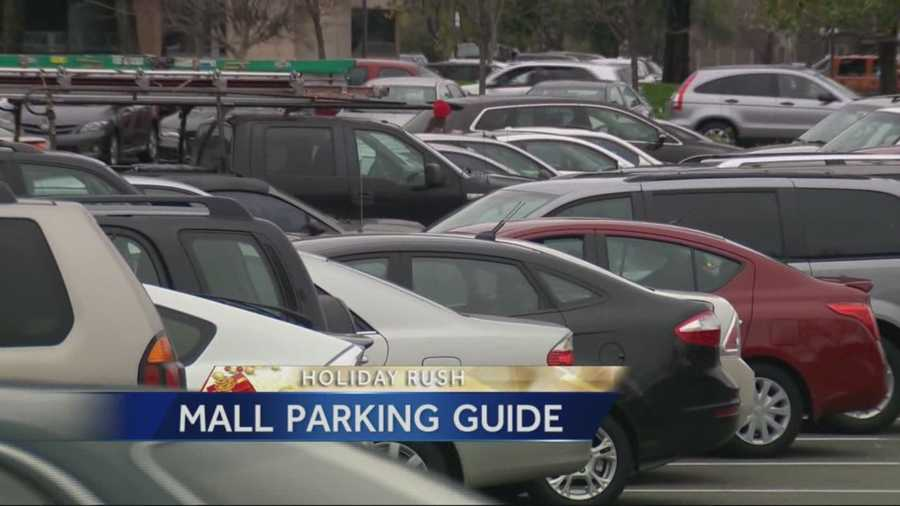 Arden Fair Mall has set up an extra parking lot at Cal Expo with a bus that takes you to and from the mall every 15 minutes.