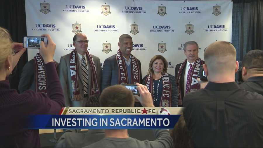 "Sacramento Mayor Kevin Johnson, along with Sac Republic FC representatives, discussed the recent developments in the city's bid for an MLS team. ""I feel like we have a Super Bowl-level ownership team,"" Johnson said."