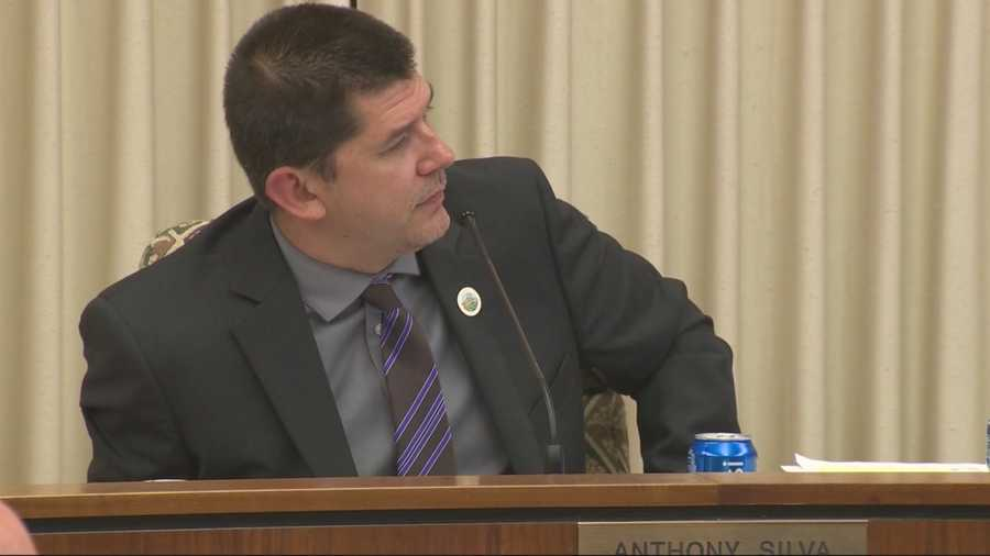 There was a heated debate Tuesday night at the Stockton City Council meeting over a proposal to cut the mayor's salary.