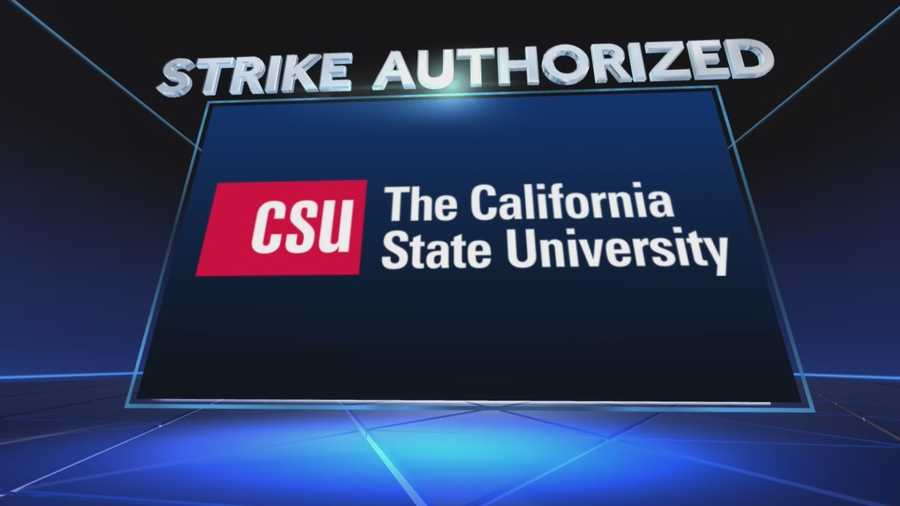 A decisive strike authorization vote puts California State professors one step closer to walking off the job.