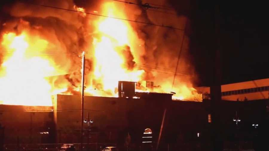 Sacramento fire investigators are still have more questions than answers for the cause of the 'Ice Block' fire early Saturday morning.