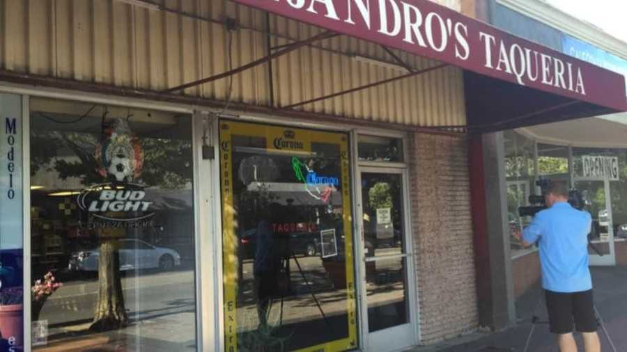 The county is investigating an outbreak of campylobacteriosis, after people reported abdominal illness after eating at Alejandro's Taqueria in Fairfield. The county has shut the restaurant down until further notice.