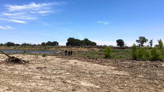Human remains were found in a remote area of the county Wednesday, June 8, 2016, by a group of horseback rider, the San Joaquin County Sheriff's Office said.