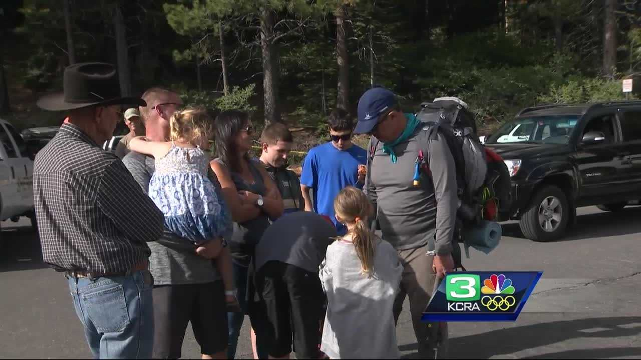 Two hikers from Modesto have been found in Tuolumne County after spending six days in the rugged terrain.