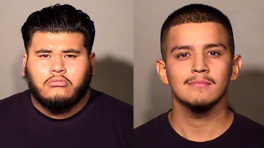 Juan Carlos Cruz, 24, and Emilio Silva, 19, were arrested in connection to the shooting death of a 13-year-old Modesto girl, the Modesto Police Department said.