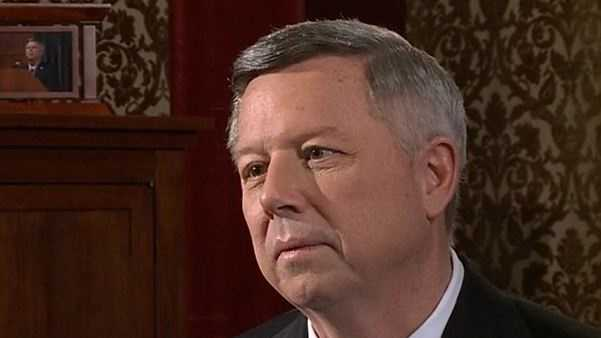 In an exclusive interview with KETV NewsWatch 7's Rob McCartney, Heineman said he will spend the weekend going through bills and budgets.