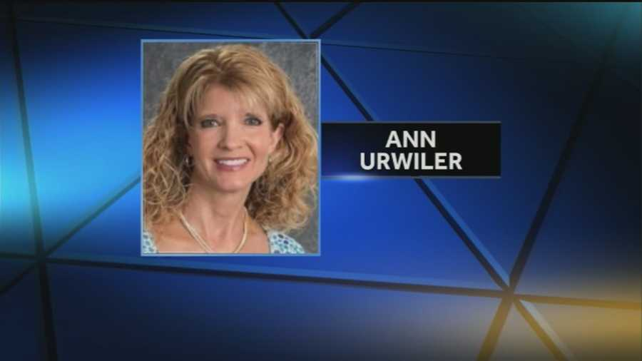 Sarpy County authorities say Ann Urwiler, an elementary school teacher, served alcohol to minors earlier this month.