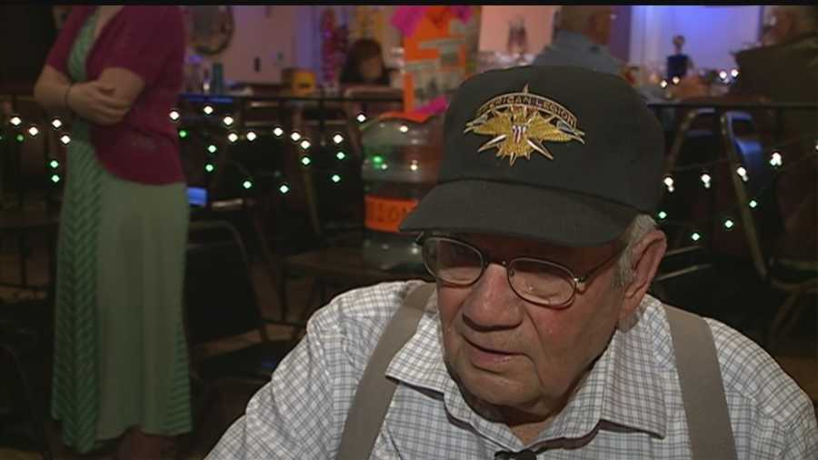 Nebraska WWII veteran Don McPherson will get the Congressional Gold Medal in Washington next month, but he said he nearly didn't get to go.