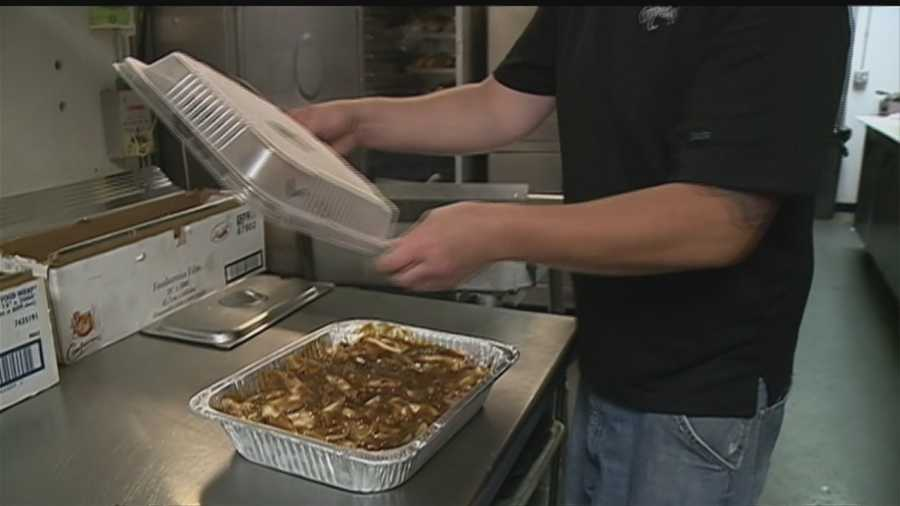 An Omaha-based company is helping feed busy families with home cooked meals.