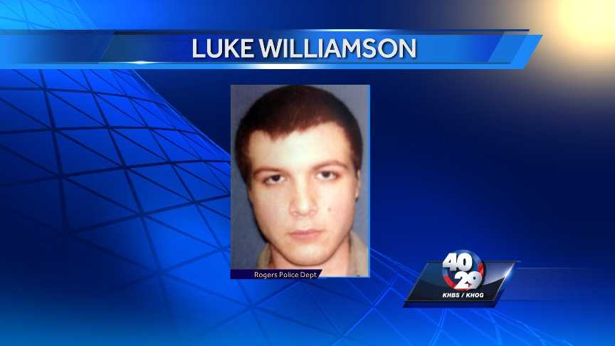 Luke Williamson: failure to register as sex offender, 2nd degree sexual assault