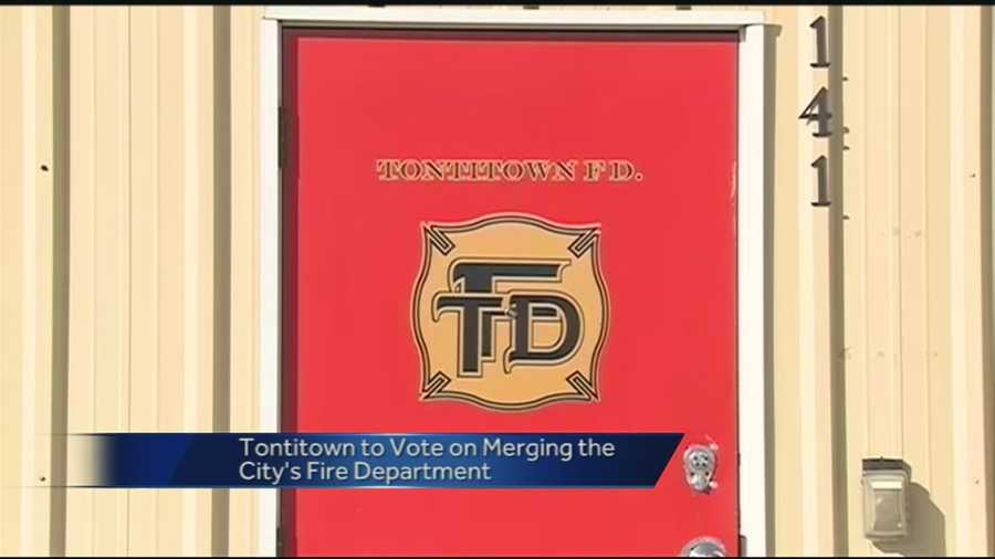 Tontitown will hold a meeting Tuesday night on how to save money without compromising safety.