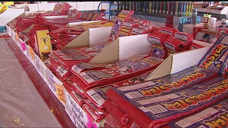 A fireworks vendor in Riverside hopes to stop preventable injuries this Fourth of July, making sure people know about safety as they leave the business.