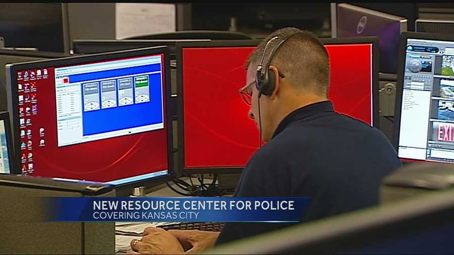 The Kansas City Police Department's Law Enforcement Resource Center keeps the city's crime analysts under one roof instead of being spread out all over the city.