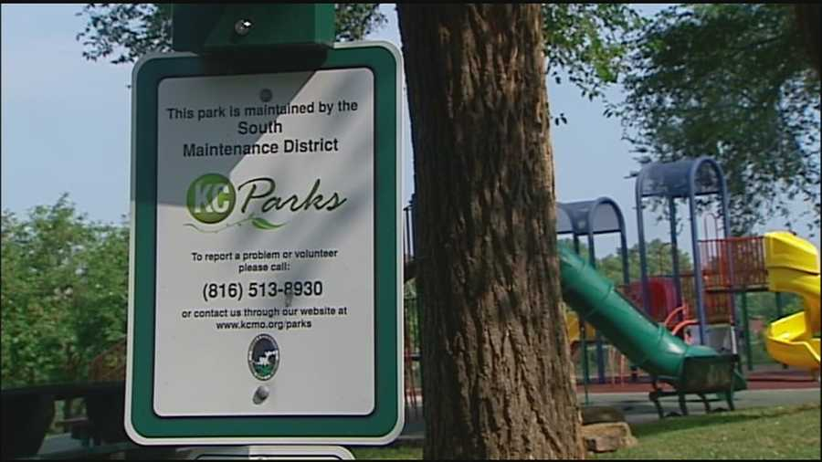 A series of violent crimes, including an armed robbery and attempted carjacking on Sunday evening, has rattled people living near a popular park in Brookside.