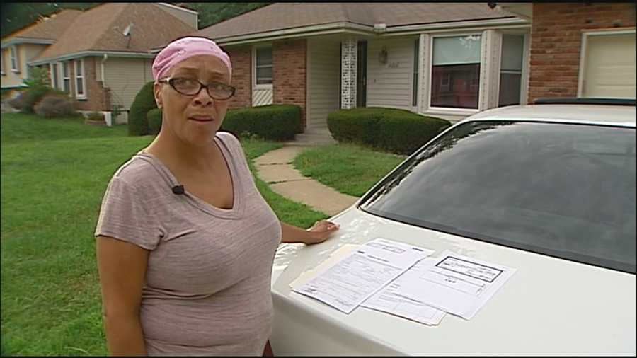 A Raytown woman said someone stole her cable bill payment out of a mailbox, added figures to the total and then cashed the check.