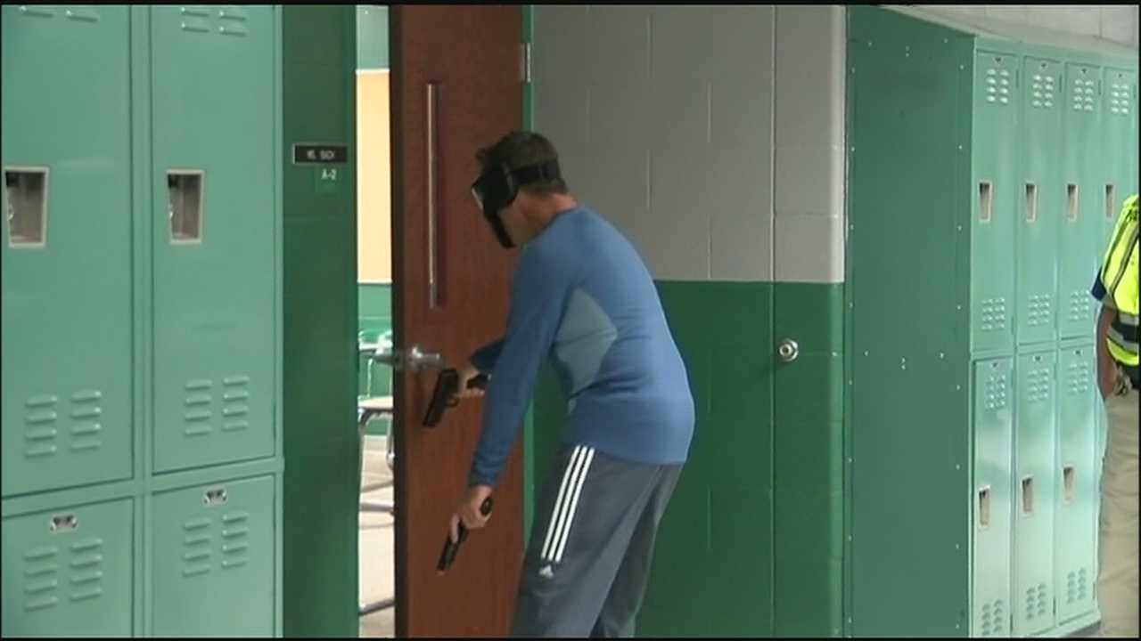 Teachers in the Independence School District are undergoing training about how to respond to an active shooter, techniques that have evolved since the Sandy Hook school shootings.
