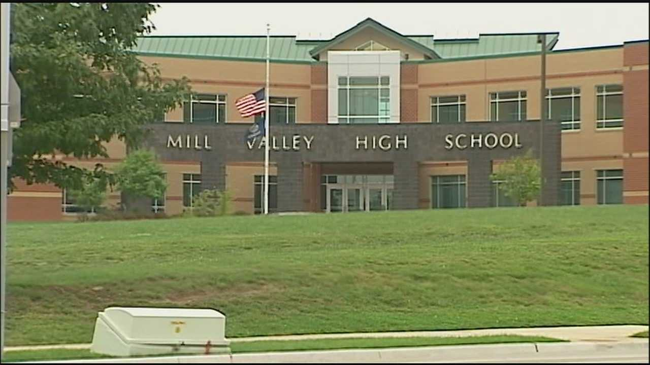 A parent alerted police and school officials to a vague online threat, prompting increased security at Mill Valley High School in Shawnee, but an investigation found that students were never in danger.