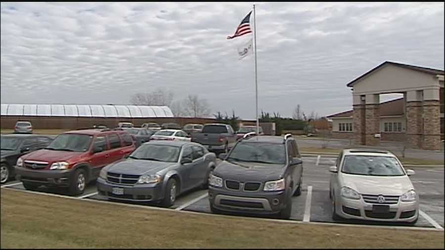 Overland Park police are cautioning parents taking their children to day care not to leave valuables in their vehicles after at least four cars were burglarized Wednesday morning.