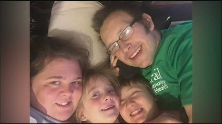 A Missouri family is using an unusual technique to try to find a kidney donor.