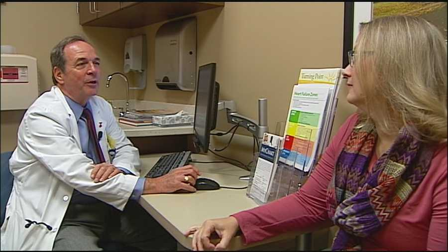 A program at the University of Kansas Hospital is helping cancer patients deal with one of the side effects of chemotherapy.