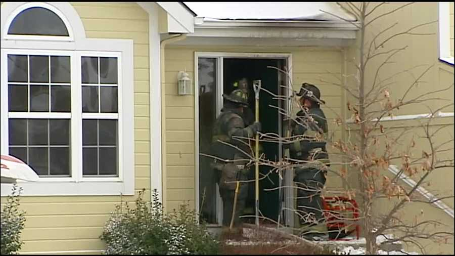 A Northland woman has died after a fire at her home Wednesday morning.