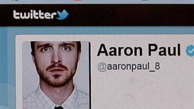Breaking Bad star Aaron Paul tweeted that he was robbed for the second time in Albuquerque.