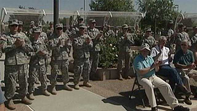 Helping veterans with disabilities