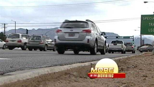 We take a look at the top five worst intersections in Albuquerque.