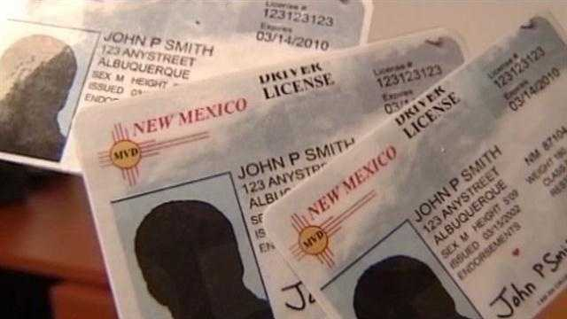 Lawmakers are still deep in debate over the controversial issue of whether illegal immigrants should get driver's licenses.