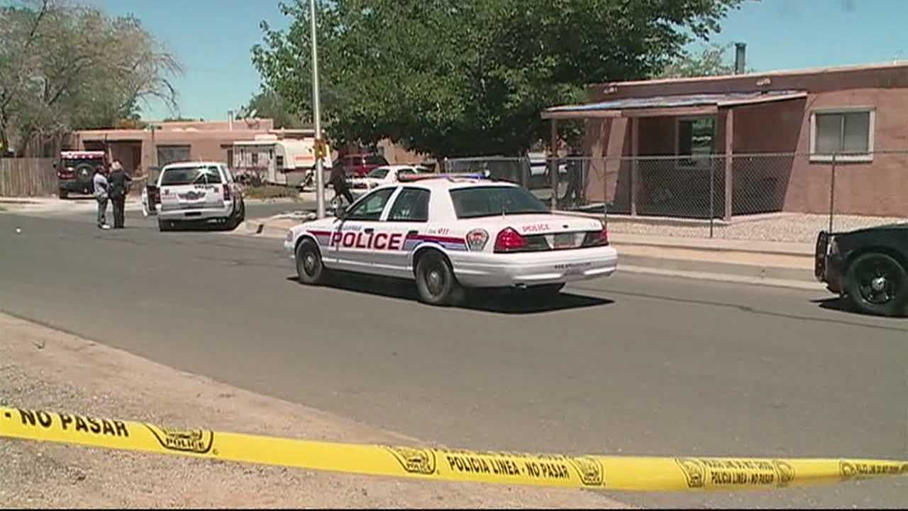 A domestic dispute ends in a man is dead and police have a woman in custody.  The shooting happened near Juan Tabo and central in northeast Albuquerque.