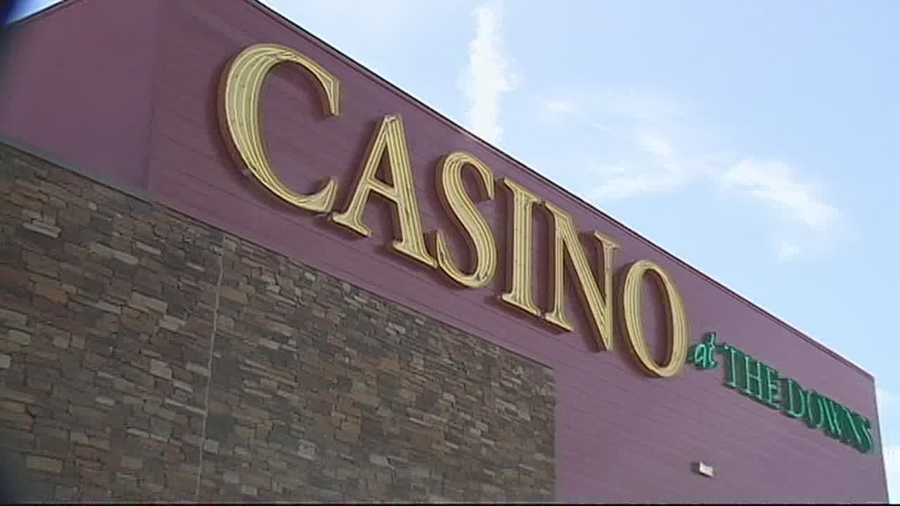 The new Downs Casino is set to finally open up this week after more than a year of construction.