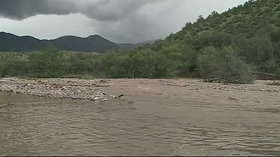 Catron County is dealing with some of the worst damage from the recent storm. Roads are closed, bridges are washed out and a shelter has been set up to help those displaced.