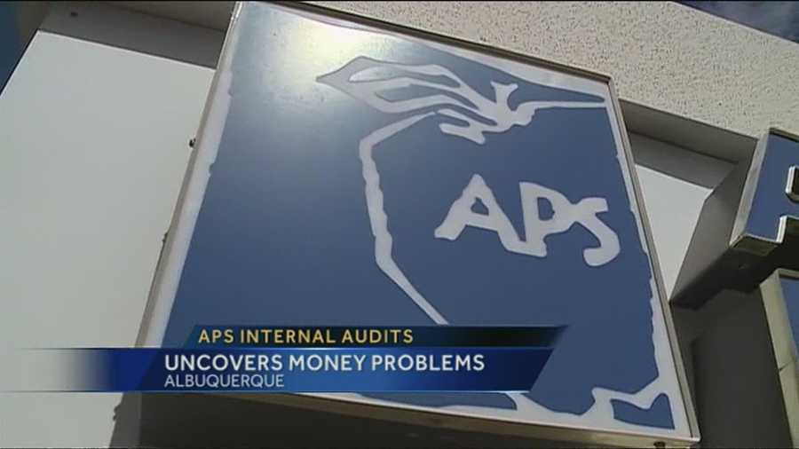 An internal audit of Albuquerque Public School's, activities funds, is shedding light on money problems.