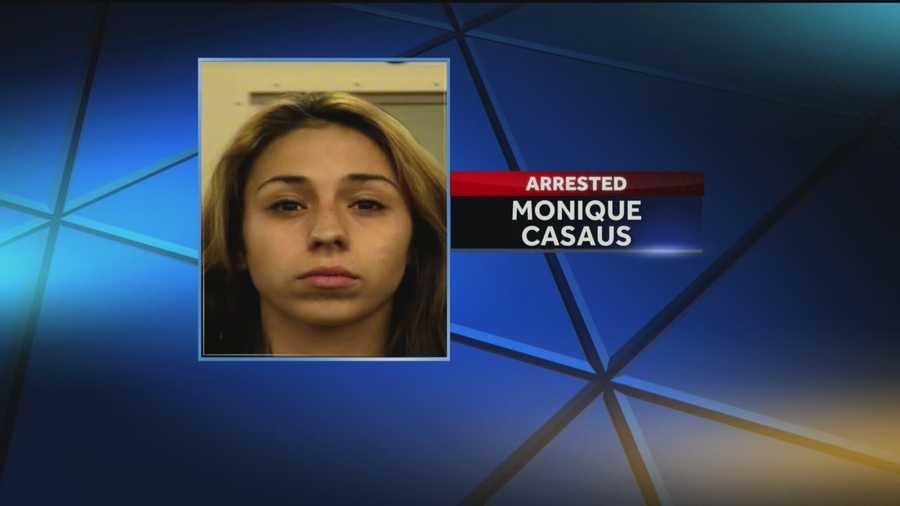 Steve Casaus' Daughter Arrested