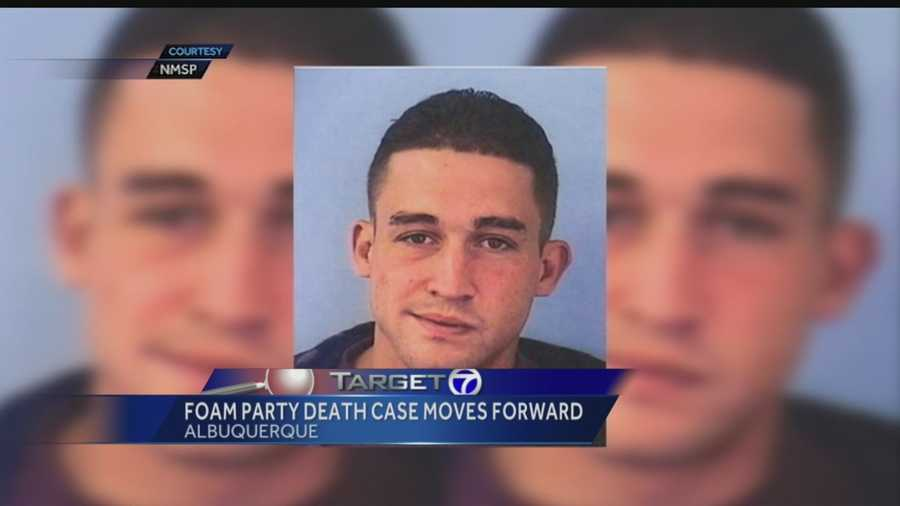Prosecutors say that the man in trouble for selling drugs to a 14-year-old who died at a foam party is about to face a jury.