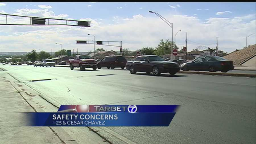 I-25 and Cesar Chavez had a reputation as one of the most dangerous intersections in the state.